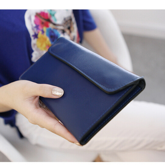 Envelope Clutch Purse Handbag Women Leather Handbags Genuine Leather Bag Ladies Hand Bags Card Holder Mini Woman Bag Handbag 1