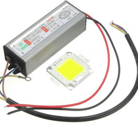 High Power 100W LED Lamp Integrated Chip COB With Waterproof LED Driver For DIY Led Floodlight