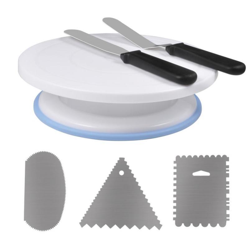 Möbel Hardware Heimwerker Kraftvoll Kuchen Dekorieren Plattenspieler Rotierenden Kuchen Stehen Backen Liefert Werkzeuge Mit Dekorieren Sets Diversifizierte Neueste Designs