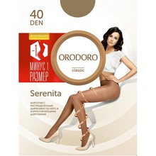 Колготки женские ORODORO OD Serenita 40