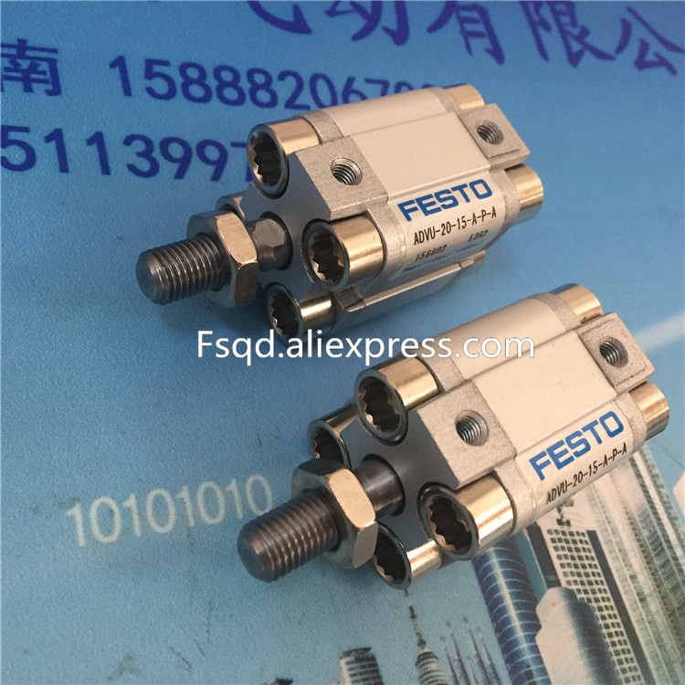 ADVU-20-30-A-P-A ADVU-20-35-A-P-A ADVU-20-40-A-P-A ADVU-20-45-A-P-A ADVU-20-50-A-P-A  FESTO Compact cylinders a 784860