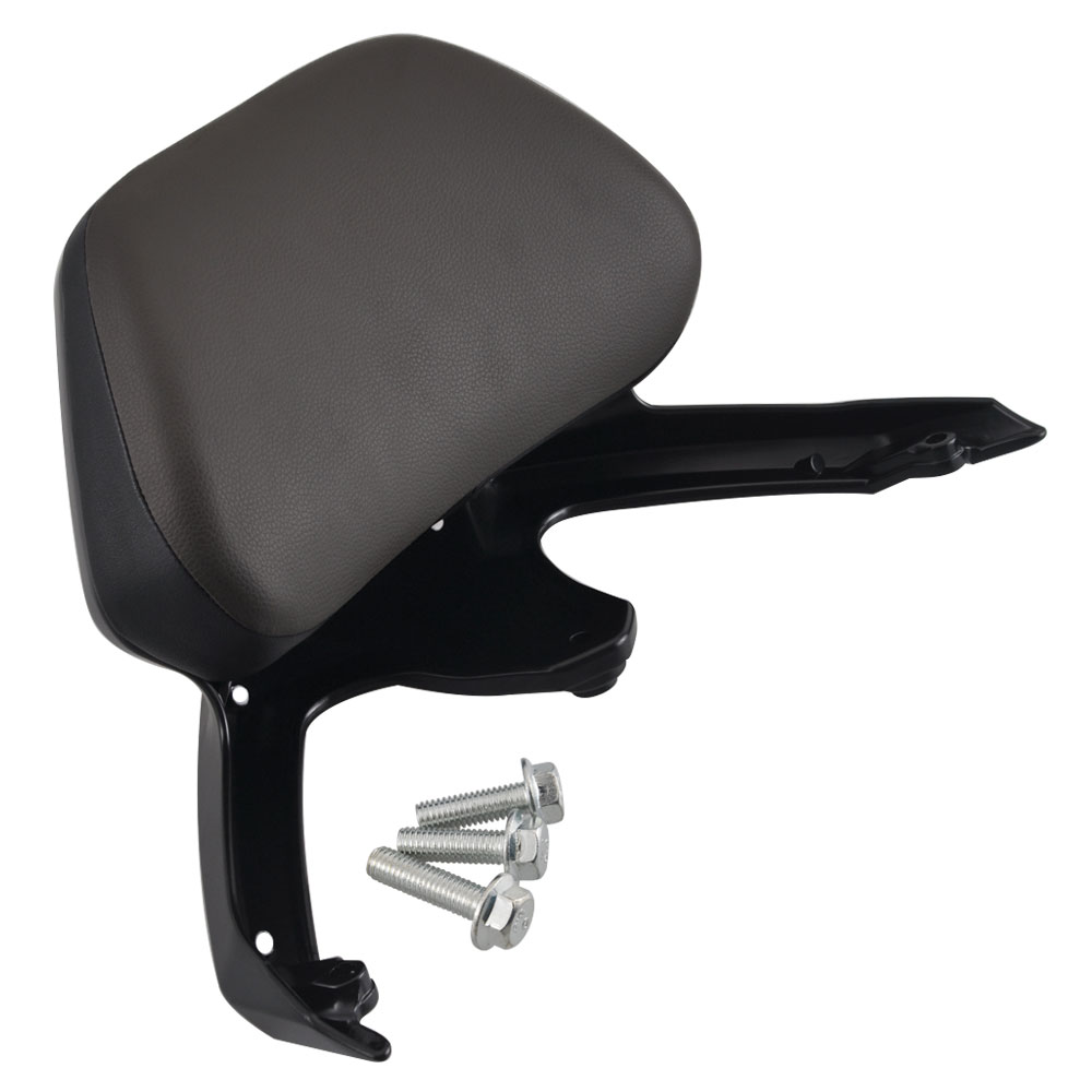 Passenger Backrest Stay Back Rest Pad Motorcycle Accessories Fits For Yamaha T-MAX 530 2012-2016 Passenger Backrest Stay