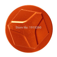 Rear Brake Cylinder Fluid Reservoir CNC Cap Fit For KTM SXF SX EXC EXCF 125 150