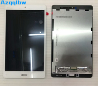 Azqqlbw 8.0For Huawei Mediapad M3 lite CPN W09 LCD Display+Touch Digitizer Screen Assembly For Huawei Mediapad M3 lite Display