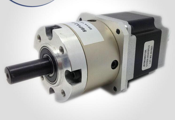 NEMA 23 76mm Gearbox Stepper Motor 57HS76-3004PG65 Gearbox Reduction Ratio 65:1 dental endodontic root canal endo motor wireless reciprocating 16 1 reduction