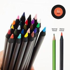 Image 3 - Marco Renoir 3200 48TN Art Hijgen Potloden 48 Gekleurde Set in Tim voor Schetsen Tekening Kleuren