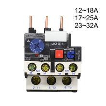 3P JR28-25 LR2 D13 18A 24A 32A 1NO 1NC zabezpieczenie elektryczne termiczny przekaźnik przeciążeniowy