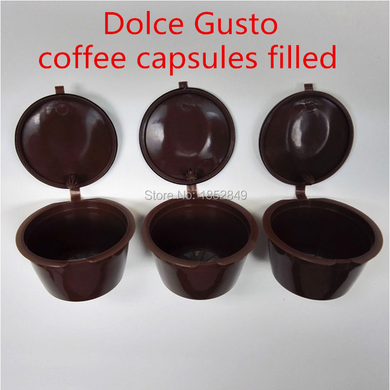 acheter livraison gratuite 3 ensembles dolce gusto multi caf capsule amusant. Black Bedroom Furniture Sets. Home Design Ideas