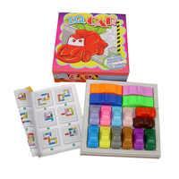 Maze Traffic Kids IQ Car Logic Thinking Game 16 Piece Montessori Puzzles Intellectual Educational Toys Rush Hour Game Gift Kids