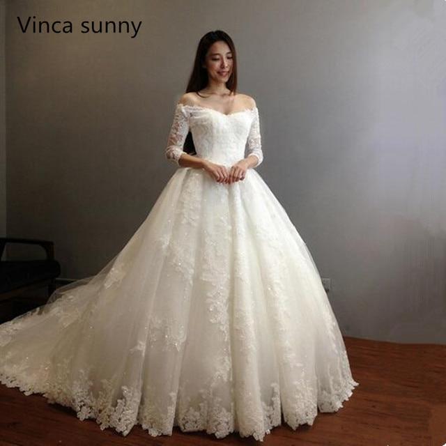 Vinca Ensolarado Vestidos De Noiva Vestido De Baile