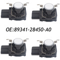 4PCS 89341-28450-A0 89341-28450 PDC Parking Sensor for 2008-11 Toyota Land Cruiser Lexus LX570