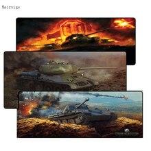 Mairuig 900*400*3 мм Бесплатная доставка Скорость World of Tanks игры Винтаж стильный большой замок край Мышь коврик игровой таблице подарок Мышь Pad