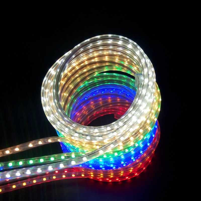 Ac220v Led Strip Lights 5050 European