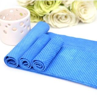 2018 Outdoor Fitness Summer Ice Cool Towels 80 * 17cm Protector solar - Textiles para el hogar - foto 2