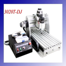 3 Axis CNC Engraver Engraving Cutting Machine CNC 3020T DJ