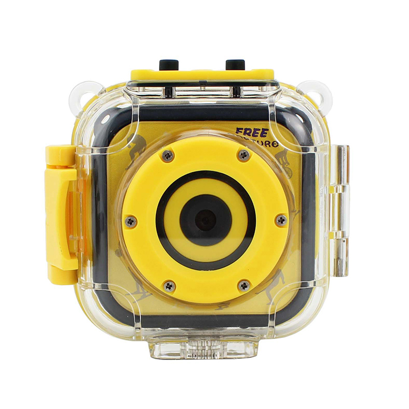 Portable Cute Mini Children Kid Camera Digital Video Camcorder Camera 1.77 Inch sport waterproof Nice Gift for your Boy Girl kid