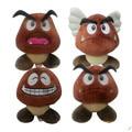Super Mario Bros Goomba Plush Stuffed Dolls Plush Toys 5styles choose NEW Plush Toys Figures Toys