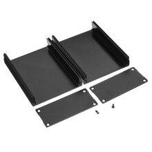 Promoción De Aluminio PCB Proyecto Caso Shell Instrumento Caja de la Electrónica DIY 100*76*35mm Venta Caliente