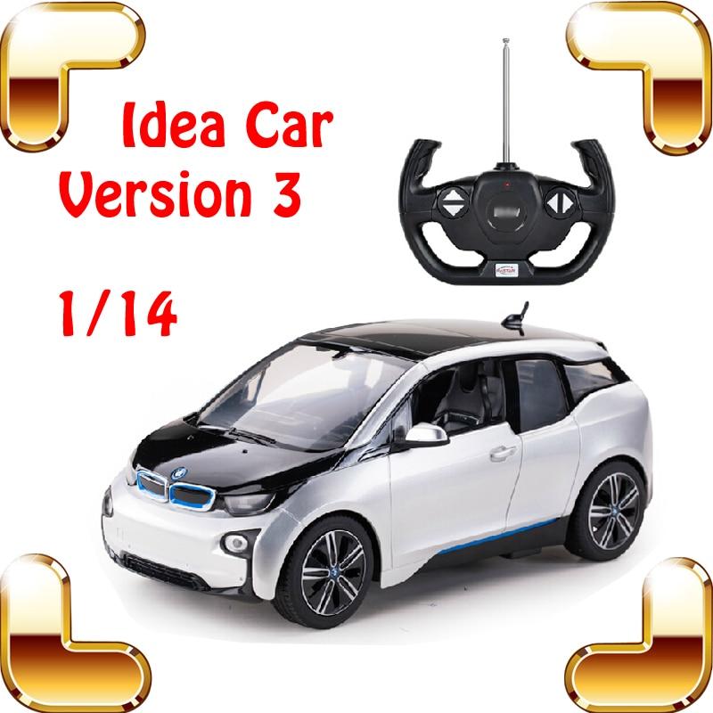 New Arrival Gift 1/14 Idea I3 Mega CITY Vehicle RC Remote Control Car Electric Sedan Drive Car New Idea Model Motor Drift снаряжение mega drive