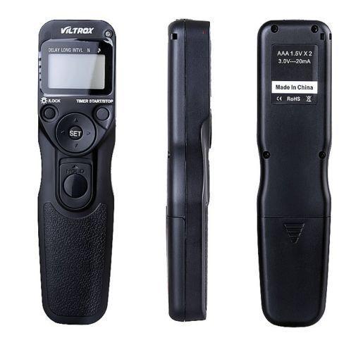 VILTROX Intervalo temporizador temporizador de control remoto con - Cámara y foto - foto 2