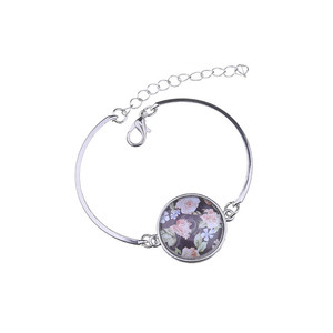 Image 5 - Sublimacji puste bransoletki dla kobiet moda hot druk transferowy bransoletka biżuteria diy materiały eksploatacyjne New arrival 20 sztuk/partia