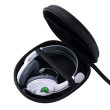 Portable Headphone  Carrying Pouch Headset Carry Pouch For Sony V55 NC6 NC7 NC8 Data Line Storage Bag Earphone Case