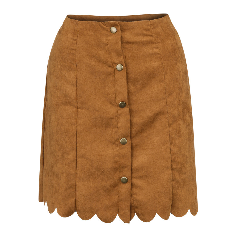 6a642696de [5] Women High Waist Pure Color Fashion Girls Sexy Uniform Pleated Mini  Skirt -in Skirts from Women's Clothing & Accessories