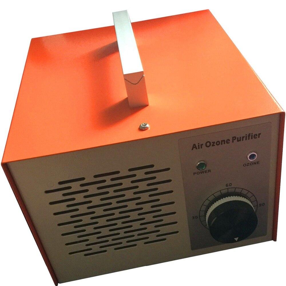 Портативный Домашний Озоновый очиститель, 7 г/ч озонатор, генератор озона для очистки воздуха. с Таймером