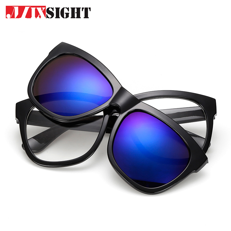 ZK20 UV400 Safety Goggles Sunglasses Men Polarized Driving Outdoor Sport Eyewear Magnet Adsorption Replace Lens Sun Glasses стоимость