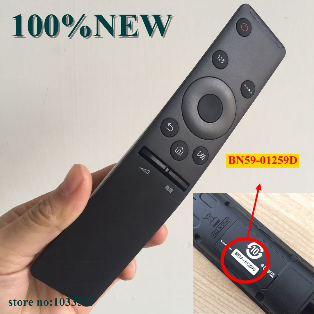 New Original Genuine Remote Control BN59-01259D BN59-01259B For Samsung TV FERNBEDIENUNG