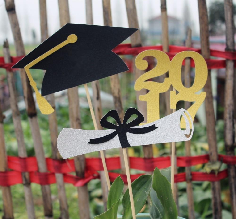 popular graduation table decorationsbuy cheap graduation