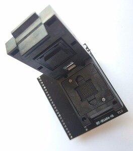 Image 3 - RT BGA64 01 v2.0 emmc nw267 bga64 소켓 어댑터 피치 1.0mm 11x13 리미터 framer for rt809h 프로그래머
