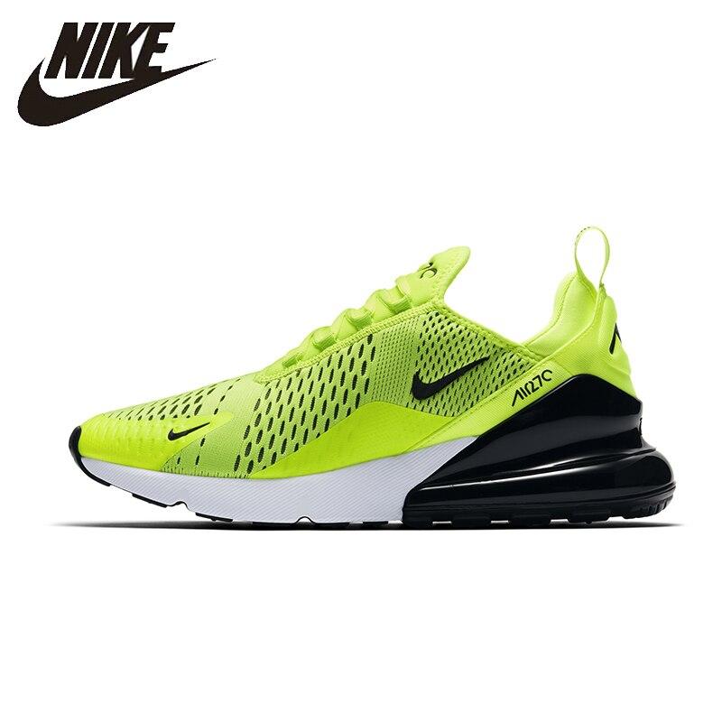 Best buy ) }}Nike AIR MAX 270 Male Running Shoes Out Door Sports Sneakers Original Nike AH8050