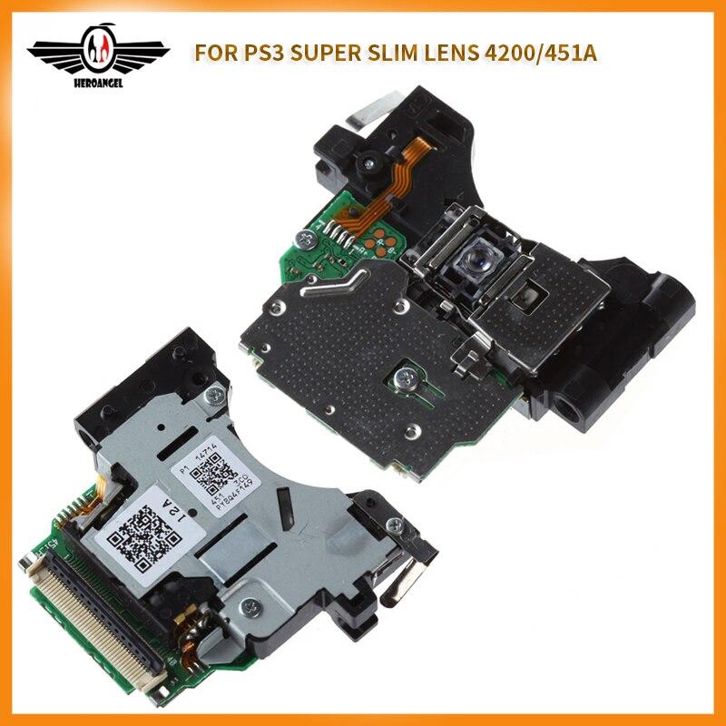 Free shipping Compatible For PS3 Super Slim Single Eye 4200 Laser Lens For PS3 Super Slim