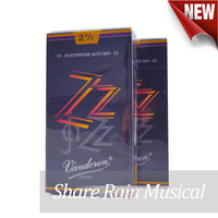France Vandoren Jazz Eb Alto Sax Reed 2 5 3 0 Alto Saxphone Suit Jazz Style