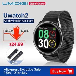 UMIDIGI Uwatch2 Smart Watch For Andriod,