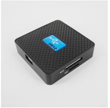 2017 High Performace New Black All-In-1 USB 3.0 Compact Flash Multi Card Reader CF Adapter Micro SD MS SD
