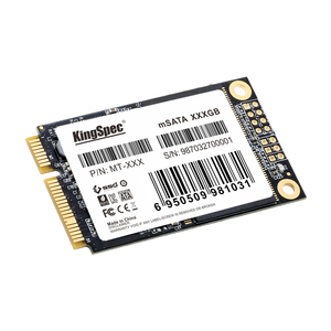"""KingSpec 512GB mSATA Hard Drive SSD 500GB Mini Card For Laptop 3.5 mm 1.3"""" Internal Solid State Drive Module for HP Pavilion PC(China)"""
