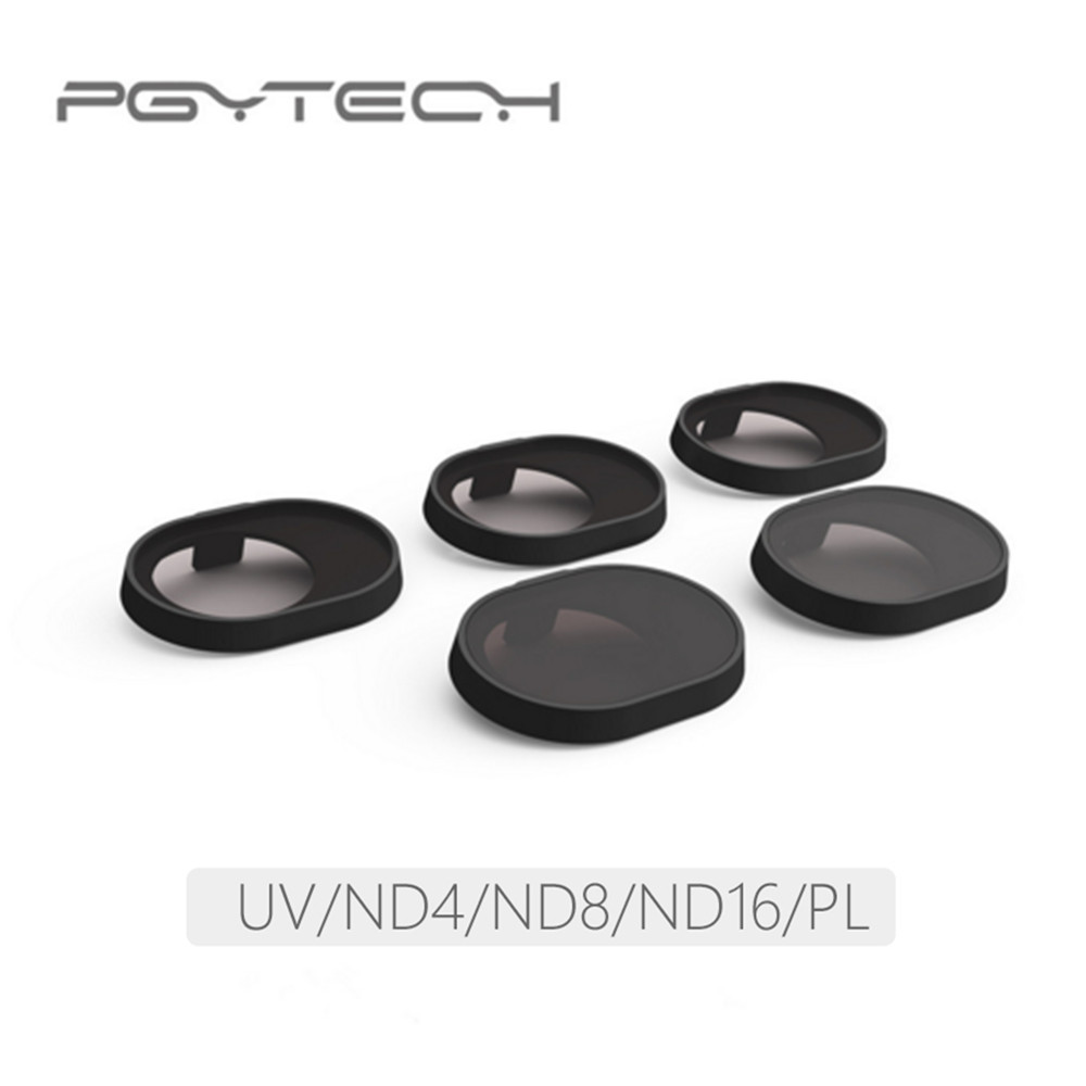Filters, DJI, PGYTECH, For, Lens, Set