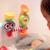 1 Unids Niños Bebé Juguete Paddle Alrededor de Los Juguetes de Baño Grifo de la Bañera play agua ducha rueda tipo dabbling juguete para niños niño niña