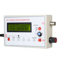 1HZ 500KHZ DDS Functional Signal Generator Frequency Generator Sine + Square + Triangle + Sawtooth Waveform