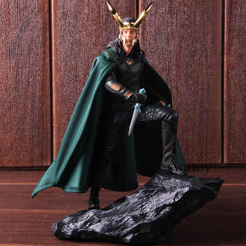 Action Figures Marvel Iron Studios Thor 3 Ragnarok Loki 1/6th Scale Collectible Figure Statue Model Toy - DISCOUNT ITEM  23% OFF All Category