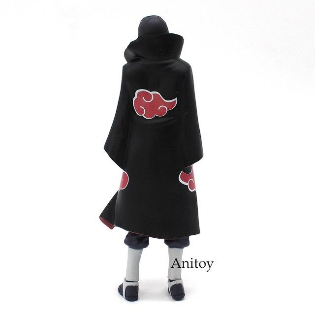 Naruto Uchiha Itachi PVC Action Figure Collectible Model Toy