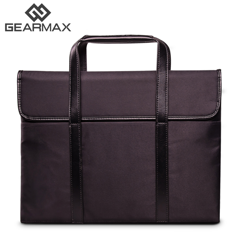 GEARMAX Laptop Bag for MacBook Pro 13 Women Laptop Briefcase 14 inch for HP Handle Bag High Quality Bag for MacBook Air 13 Case hot selling gearmax men s backpacks 14 15 inch free gift keyboard cover for macbook pro 15 4 inch waterproof genuine leather bag