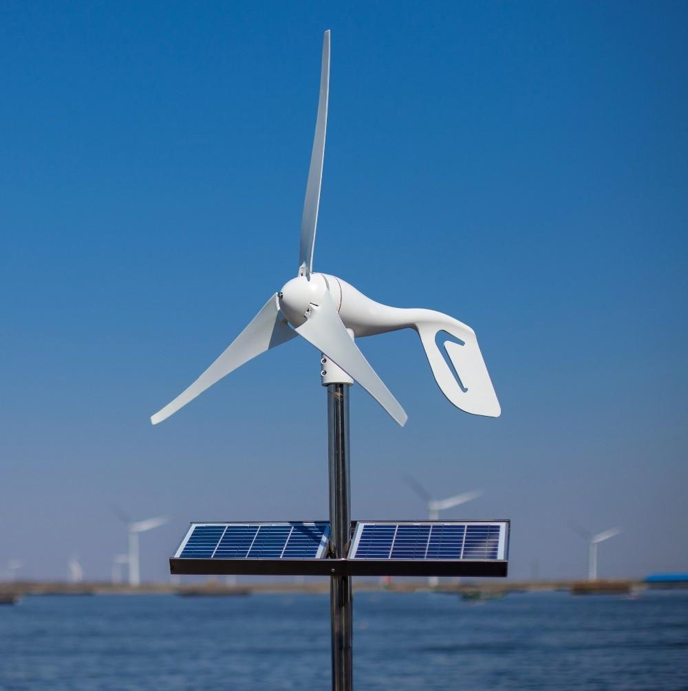 2018 Лидер продаж 400 Вт ветряной генератор 12 В или 24 В альтернатива, совместим с 600 Вт контроллер ветра, подходит для солнечной системы