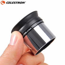Discount! Celestron High Power 1.25″ PL6.3 Astronomical Telescope Eyepiece Adapter HD Fully Coated Optical Lenses with Folding Goggles