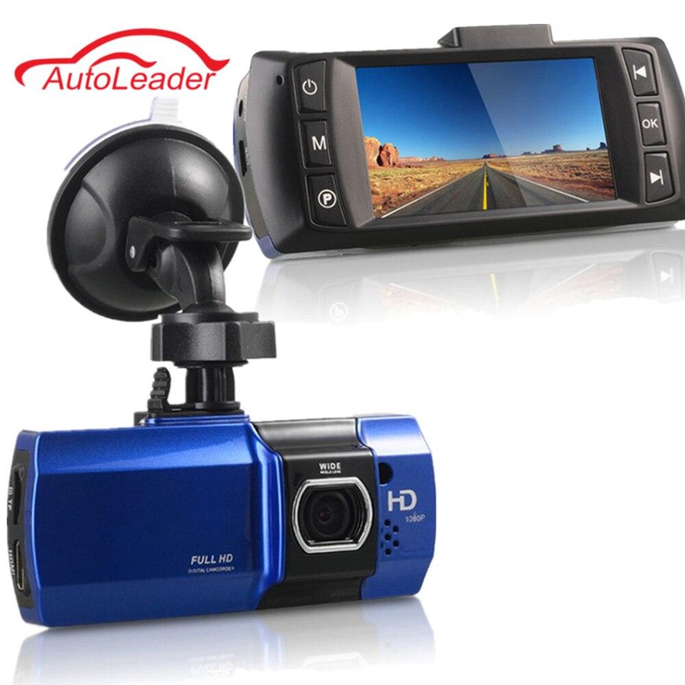 imágenes para LCD Full HD 1080 P 2.7 Pulgadas Coche DVR Cámara Grabadora de Vídeo Dash Cam g-sensor de Visión Nocturna de Vídeo registrador Del Coche DVR