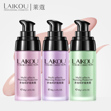 LAIKOU Face Concealer Cream Make up primer BB Invisible Pore Wrinkle Cover Pores Foundation Base make Waterproof