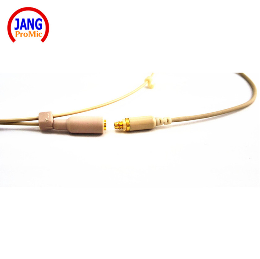 Professionele Headset Beige Condensator Microfoon Host Headworn - Draagbare audio en video - Foto 5