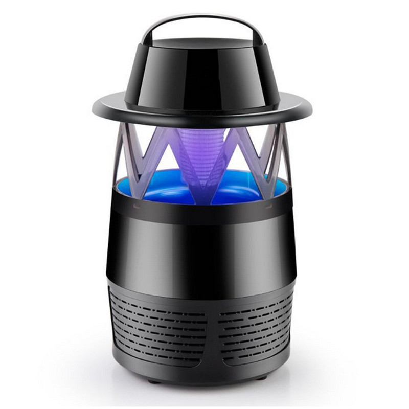 Indoor Electrical Mosquito Killer UV LED Fly Zapper Silent Night Lamps USB Powered Mosquitoes Resistance Machine Pest Control socket electric mini mosquito lamp led insect mosquito repeller killing fly bug insect night housefly freeshipping